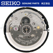 Seiko 7s26 Watch Movement Fully Assembled + Stem For 7s26a 7s26b Skx007 Skx173