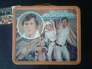 1979, Buck Rogers, Metal Lunchbox With Thermos, With Tag's And Rare