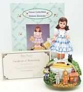 Madame Alexander Dorothy Music Box Classic Collectibles 1999 New
