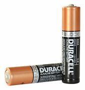 Duracell - Coppertop Aaa Alkaline Batteries - Long Lasting And All-purpose