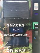 1 Lightly Used Seaga Hy900 Healthy You Vending Machine