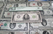 500 1934 Federal Reserve Note Pcgs 35 Very Fine