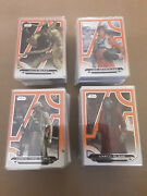 2018 Topps Star Wars Galactic Files Orange Parallel Pick Your Card Finish Yr Set