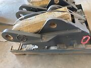Woods Jump Latch For Case 580/590sn To Fit Cat Style Backhoe Buckets