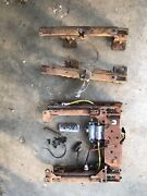 1969 1970 Oem Cadillac Coupe Deville Power Bucket Seat Tracks 1970 1971 1972 73