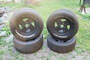 1983 Nissan Datsun 280zx Turbo Wheels With Tires