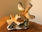 Vtg Lane And Co Van Nuys California Birds Figure 1959 Fast Ship Look Only 1