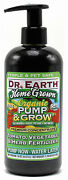 1078 Pump And Grow Home Grown Tomato, Vegetable And Herb Fertilizer, Organic, 16-oz.
