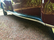 1936 1937 1938 Lincoln Zephyr Running Boards Complete Set New Reproduction
