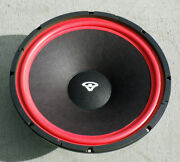 Replacement 15 Woofer Subwoofer Speaker For Cerwin Vega Systems 1000w Peak