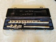 Artley 18-0 Student Flute With Hard Case And Music Stand
