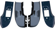 47-54 Chevy/gmc Truck Lh And Rh Lower Inner/outer Section Door Pillar Patch Panels