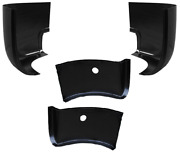 47-54 Chevy/gmc Truck Lh And Rh Side Inner And Outer Cab Corner Patch Panels