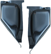 55-59 Chevy/gmc Truck Lh And Rh Side Full Inner Air Vent Cowl Patch Panels
