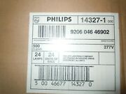 Philips 500w 277v Ps40 7000 Lumens Clear Incandescent Lamp Case Of 24