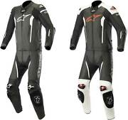 Alpinestars Missile 2 Piece Suit - Motorcycle Street Bike Leather Tech-air Pc