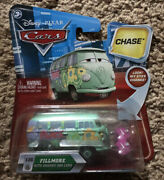 Disney Pixar Cars - Fillmore With Organic Gas Can - Chase - 125