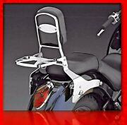 Paladin By National Cycle Complete Luggage/rack/backrest Honda Vtx1800r/s