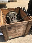 Military Wwii G690 6x6 6 Ton Truck Transmission Fuller 4a86 Remanned