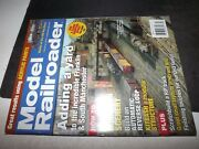 Model Railroader December 2006 Mountain Scene / Franklin And South Manchest