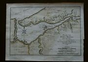 Canada-plan Du Port Royal Dans Laccadieannapolis Royale 1744 From Charlevoix
