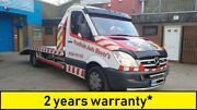 Alloy Recovery Body / Car Transporter / Beavertail /bed/ Chassis Cab/truck