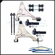 For Buick Lucerne Cadillac Dts 8pc Front Lower Control Arm Set And Suspension Kit