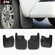 Front Rear Mudguards Mud Flaps Splash Guards For Toyota Tundra 2014-2020 4-door