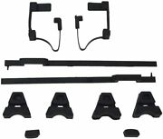 Sunroof Repair Parts Left And Right For Mercedes-benz W205 Cla A E Class 10 Pcs