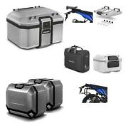 23932 - Lateral Cases + Back Trunk + Big Top Fitting + Grill Terra + Accessories