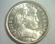 1912 Barber Dime Uncirculated Unc. Nice Original Coin Bobs Coins Fast Shipment