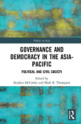 Governance And Democracy In The Asia-pacific Political And Civil Society