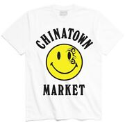 Chinatown Market Tyson Tattoo T-shirt White Large Will Ship Same Day Sold Out