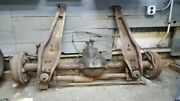 1958 Ford Thunderbird Original 9 Inch Rear End Differential Axle Coil Springs