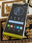 Vertu Aster Lime Calf Leather Extremely Rare Sold Out Must Have Gsm Unlocked