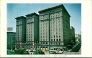 Postcard St Francis Hotel One Of The Worlds Great Hotels San Francisco 1962