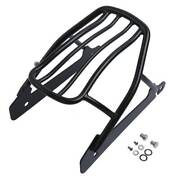 Rigid Solo Luggage Rack For Harley Dyna Super Glide Fxd 2006-2017 Repl 52796-09
