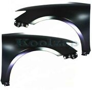 Capa 11-16 Tc 2.5l Coupe Front Fender Quarter Panel Primed Left And Right Pair Set