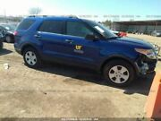 Passenger Front Door Base Without Police Package Fits 11-15 Explorer 350150