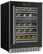 Danby Silhoutte Series Built-in Wine Cooler Right Hand Hinge 24-inches
