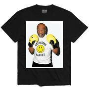 Chinatown Market Mike Tyson Photo Tee Black Xl Will Ship Same Day Sold Out