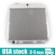 3 Row Core Radiator For 1953 1954 1955 1956 Ford F100 F250 Pickup Truck Racing