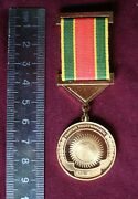 Badge Award Ministry Of National Security Republic Of Kyrgyzstan Special Service
