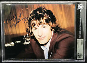 Andy Samberg Saturday Night Live Snl Autographed Signed 8x10 Photo Beckett Bas