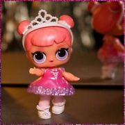 Lol Surprise Series 1 Center Stage Baby Doll New Dancer Girl Crown L.o.l.sealed