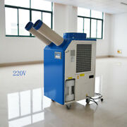 220v 2t 4400lbs Stainless Steel Portable Industrial Air Conditioner
