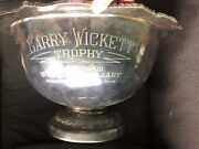 Vintage Larry Wickett Trophy Division Iii Uscg Auxiliary Flotilla 1961 Rogers