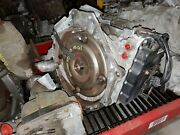 Automatic Transmission Out Of A 2003 Jaguar X-type 2.5l With 80253 Miles