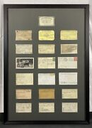 Antique Harley Davidson, Indian Motorcycle And Ford Pa Registration Photo Archive