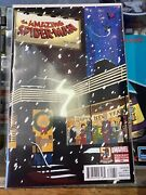 The Amazing Spiderman 700 Martin's New Year Diner Variant 50 Years Of Spiderman